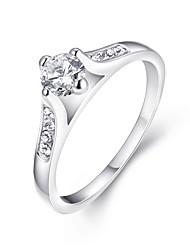 XU Ms Fashion Zircon Ring