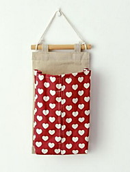 Storage Bags Textile withFeature is Open  For Cars Folding Paper Towel Storage Bag