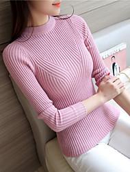 firmar # 4103 2016 nuevas mujeres&# 39; s suéter de punto