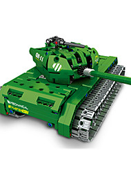 Tank Racing 1:24 Brushless Electric RC Car 1 AM Green Ready-To-GoRemote Control Car Remote Controller/Transmitter Battery Charger Battery