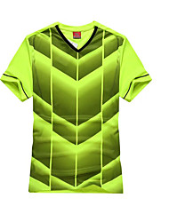 Men's Kid's Soccer Shorts Tracksuit Tops Breathable Quick Dry Spring Summer Fall/Autumn Winter Stripe PolyesterCamping / Hiking Exercise