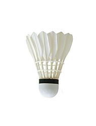 Bola de Badminton( DEPenas de Ganso,Branco) -Á Prova-de-Água Durabilidade