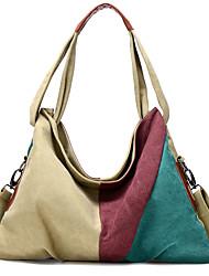 Women Canvas Casual Outdoor Office & Career Professioanl Use Shoulder Bag