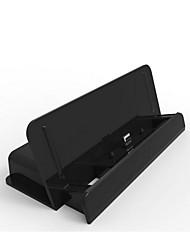 nintendo mudar de host portátil jogo acessórios suporte de carregador
