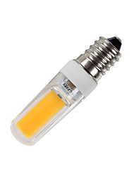E14 Luces LED de Doble Pin 1 COB 260 lm Blanco Cálido Blanco Fresco AC 100-240 V 1 pieza