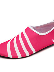 Women's Athletic Shoes Comfort Light Soles Outdoor Wading Shoes Flat Heel Pink / Fuchsia Upstream Shoes