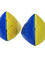 Shengshou® Cubo Macio de Velocidade Pyraminx Velocidade Nível Profissional Cubos Mágicos Etiqueta lisa Anti-Abertura Mola Ajustável ABS