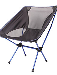 KORAMAN Portable Compact Thick Oxford Material Aluminum Heavy Duty Folding Chair for Beach Picnic Camping Hiking Fishing