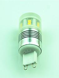 3W G9 Luminárias de LED  Duplo-Pin T 20 SMD 2835 200 lm Branco Quente Branco Frio Decorativa AC220 V 1 pç
