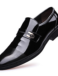Men's Fashion Business Synthetic Leather Shoes/Oxfords