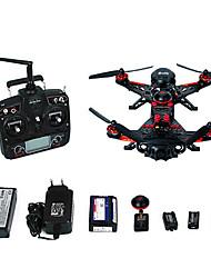 Drone Walkera Runner250(R) 6Canaux 3 Axes Avec Caméra Contrôler La Caméra Positionnement GPS Avec CaméraQuadri rotor RC Télécommande