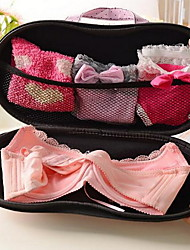 Storage Boxes Storage Bags Plastic withFeature is Lidded Travel  For Jewelry Underwear Shopping  Random color