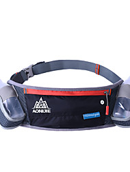 Belt Pouch/Belt Bag Bottle Carrier Belt for Camping & Hiking Climbing Fitness Running Cycling/Bike Sports BagWaterproof Rain-Proof Dust