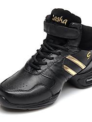 Для женщин-Дерматин-Персонализируемая() -Танцевальные кроссовки