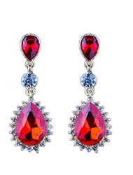 European And American Fashion Diamond Earrings