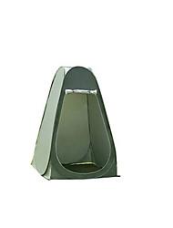 1 Person Zelt Einzeln Falt-Zelt Einzimmer Camping Zelt PolyesterWandern Camping Reisen Draußen