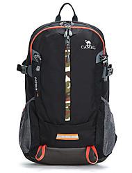 30 L Tourenrucksäcke/Rucksack / Rucksack Camping & Wandern / Klettern Draußen / Training tragbar / Atmungsaktiv / ReflektierendRot /
