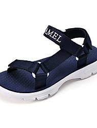 Men's Sandals Summer Comfort Synthetic Nylon Outdoor Casual Flat Heel Water Shoes