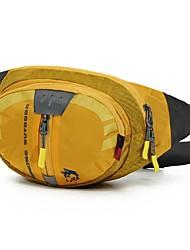 8 L Ceinture poche Escalade Camping & Randonnée Etanche Résistant à la poussière Respirable Téléphone/Iphone Nylon