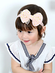 Kid's Cute Baby Net Yarn  Bowknot Headbands