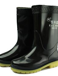 bottes intermédiaires extérieures étanches / portables unisexes