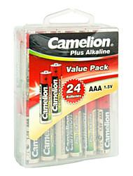 Camelion LR03-pbh24 ааа щелочные батареи 1.5В 24 пакета