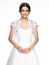 Estolas Femininas Boleros Renda Casamento Festa Renda Padrão