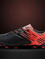 Fußball-Schuhe Unisex Rutschfest Anti-Shake Polsterung tragbar im Freien Training PU(Polyurethan) PU(Polyurethan) Fussball Freizeit Sport