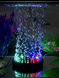 Аквариумы LED освещение многоцветный Энергосберегающие Бесшумно Светодиодная лампа 220V