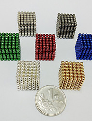 Magnet Toys 216 Pieces 3mm Magnet Toys Super Strong Rare-Earth Magnets Novelty Executive Toys Puzzle Cube DIY Toys Magnetic BallsFuchsia Dark