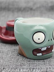 Novelty Drinkware, 400 ml Decoration Girlfriend Gift Ceramic Milk Water Coffee Mug