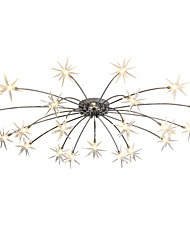 Starry Ceiling Modern Minimalist Led Living Room Lamp Simple Atmosphere Warm Bedroom Dining Room Lights