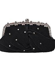Women Polyester Cotton Formal Event/Party Wedding Evening Bag Handbag Clutch