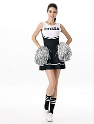 Sexy High School Cheerleader Costume Cheer Girls Uniform Party Outfit Adult Basketball Cheerleader Costumes