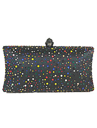 Women's  Diamonds Beaded Delicate Evening Bag