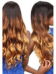 beautiful color synthetic body wave bundles brazilian body wave weaving cheap body waving 3pieces body wave 1piece clip hair 1piece closure