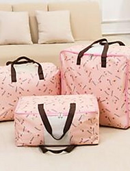 Storage Bags Storage Units Textile withFeature is Open  For Underwear Cloth Quilts Clothing Finishing Bag