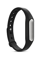 1s originaux de la bande xiaomi mi bracelet avec moniteur de fréquence cardiaque Bluetooth bracelets à puce pour android / ios