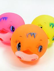 Игрушка для котов Игрушка для собак Игрушки для животныхШарообразные Жевательные игрушки Интерактивный Игрушки с писком Игрушка для