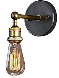 AC 110-130 AC 220-240 40W E26/E27 Деревня Бронзовый Особенность for Светодиодная лампа,Рассеянный Настенные светильникинастенный
