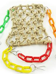 Bird Toys Textile Multi-Color