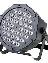 U'King® 72W 36pcs RGB LEDs Stage Par Light Stage Lighting DMX512 Sound Active for DJ KTV Xmas etc 1pcs