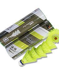 Badminton Balles(Jaune,Nylon) -Etanche Durable