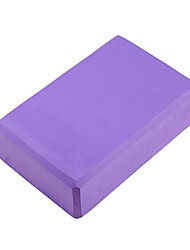 High-density Environmental Protection EVA Yoga Brick Tasteless Non-toxic Yoga Fitness Dance Aids