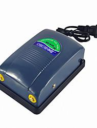 Acquari Pompe aria Risparmio energetico Silenzioso Plastica 220V