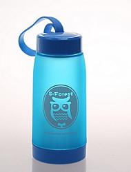 На открытом воздухе Стаканы, 320 Пластик Вода Бутылки для воды