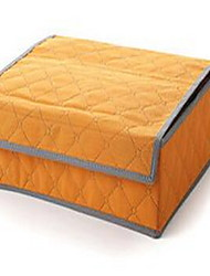 Storage Boxes Storage Units Non-woven withFeature is Lidded , For Cloth