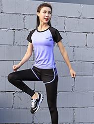 LiNing® Dámské Běh Cyklistické šortky Prodyšné Léto Bavlna Štíhlý Oblečení na atletiku