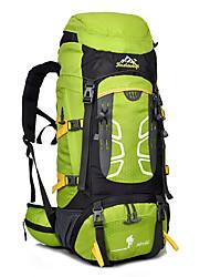 55 L Tourenrucksäcke/Rucksack Klettern Camping & Wandern Regendicht Staubdicht Multifunktions