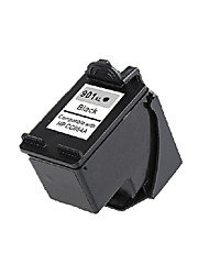 cartuchos de impressora jato de tinta HP compatível (901xl- preto)